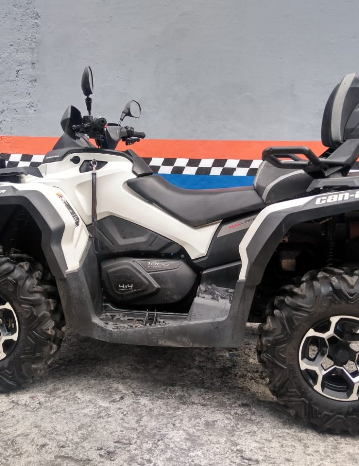 CANAM OUTLANDER LIMITED 2014-3