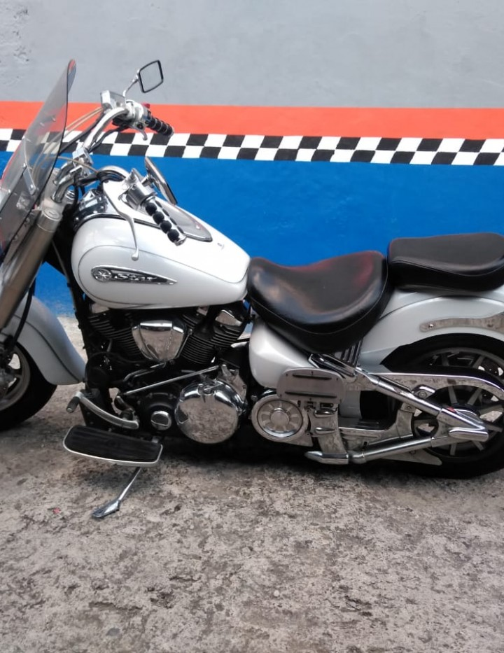 CHOPPER YAMAHA-ROAD STAR-1700CC-2008-6