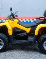 CUATRIMOTO UTILITARIO-CAN-AM- OUTLANDER CC 450 2015